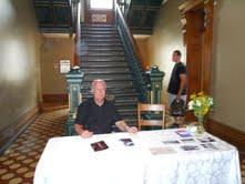 Scott Fields Book Signing