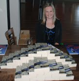 Enfield Conspiracy Author_Booksignings success