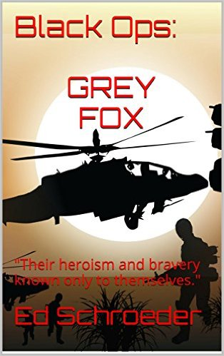 Grey Fox Black Ops series