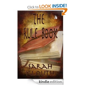 The RULE BOOK  Sarah Klouth