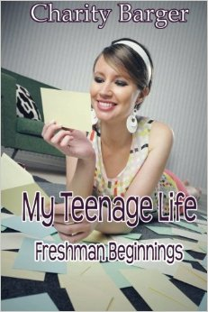 My Teenage Life larger copy cover