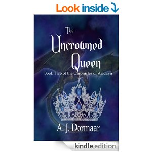 The Uncrowned Queen Cover