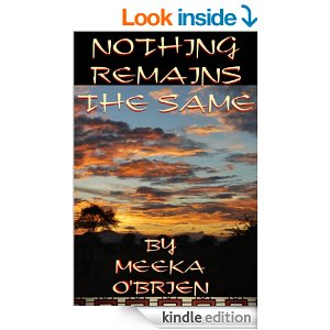 Nothing Remains the Same cover_Meeka OBrien