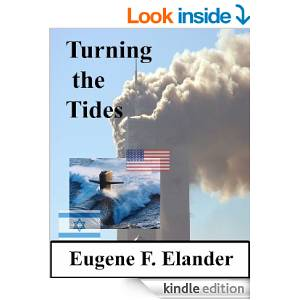 Turning the Tides cover by Eugene Elander