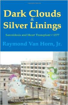 Dark Clouds silver linings cover_Raymond Van Horn