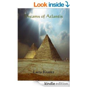 Dreams of Atlantis - Larry Krantz cover