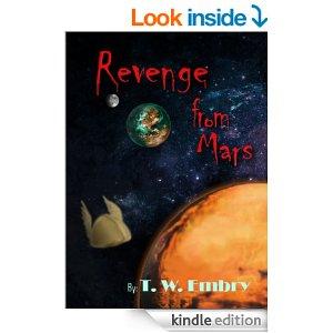 Revenge From Mars Todd Embry