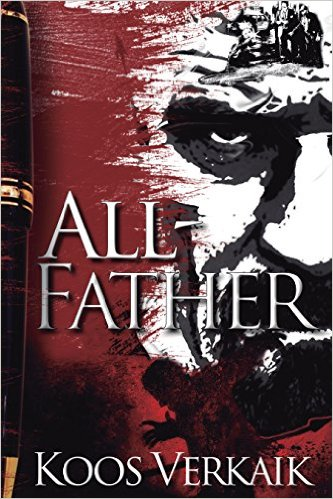 ALL FATHER Koos Verkaik Book cover