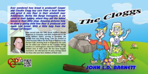 Cloggs project John Barnett for Author page