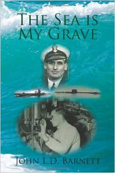 JOHN L D BARNETT_The Sea if my grave book cover
