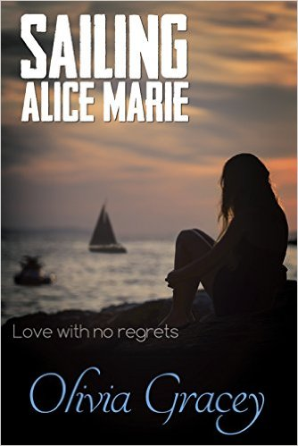 Olivia Gracey SAILING ALICE MARIE cover