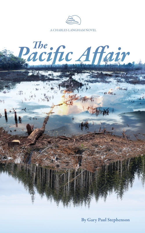 Gary Stephenson_The Pacific Affair Promo Cover Roger Lang