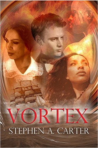 Vortex I Steve Carter book cover
