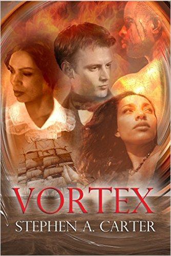Vortex I Steve Carter book cover
